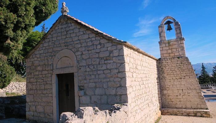Churches & Chapels on Marjan