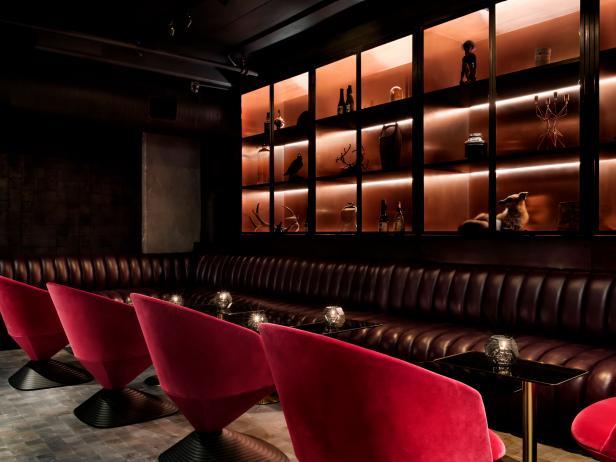 Intimate Himitsu Cocktail Lounge