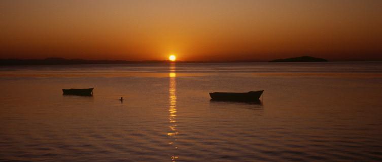 Sunset, Malawi