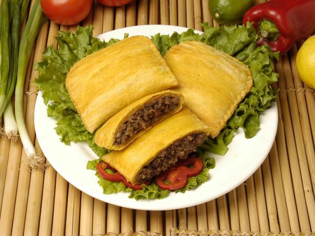 Beef Patties, Jamaican Style