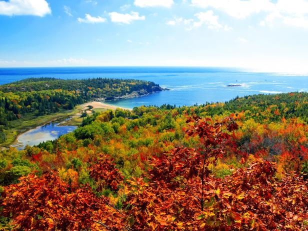 Mother Nature's autumn